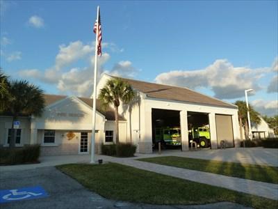 Palm Beach Gardens Fire Rescue Station 3 Palm Bch Gdns Fl Firehouses On