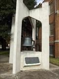 Image for First Presbyterian Church Bell - Cameron, TX