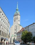 Image for St. Peter Church and Alter Peter - München, Germany