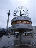 Image for Weltzeituhr (Alexanderplatz) - Berlin, Germany