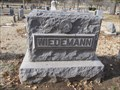 Image for Louise & William Wiedemann -- Oak Hill Cem, Lawrence KS