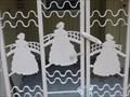 Image for Decorative Ski Gate - Legoland, Florida.