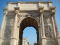 Image for Arc de Triomphe, Porte d'Aix - Marseille, France