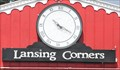 Image for Lansing Corners Town Clock ~ Lansing Corners, Minnesota