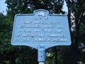 Image for Civil War Army Camp Landmark