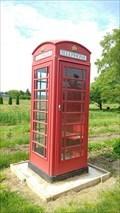 Image for Red Telephone Box - Vineland, Ontario