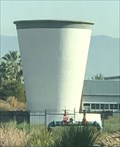 Image for World's Largest Paper Cup - Riverside, CA
