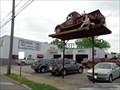 Image for Rusty Pickup Truck - Carthage, Missouri, USA.