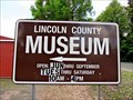 Image for Lincoln County Museum and Visitor Center - Davenport, WA