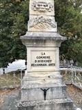 Image for Monument aux Morts - Avrigney, Franche-Comté, France