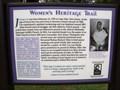 Image for Women's Heritage Trail - Jarena Lee - Lawnside, NJ