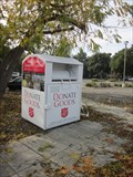 Image for Evelyn Salvation Army Bin - Mountain View, CA