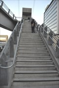 Image for Gibbs Street Pedestrian Bridge Stairway