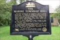 Image for The Marine Township Hall – Marine on St. Croix, MN