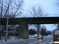 Image for Yarker Railroad Bridge:  N 44° 22.396  W 76° 46.320