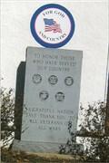 Image for American Legion Veterans memorial - Wentzville, MO