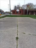 Image for Ferrysburg Fire Barn Park Outdoor Basketball Court - Ferrysburg, Michigan