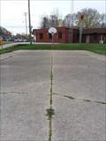 Image for Ferrysburg Fire Barn Park Outdoor Basketball Court - Ferrysburg, Michigan