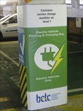 Image for Charging Station - Richmond Gardens Car Park - Bournemouth, Dorset, UK