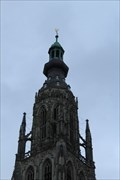 Image for RD Meetpunt 449201 -1, -11, -13, - HK Grote Kerk - Breda
