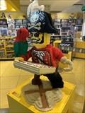 Image for Le pirate - Lego store - Paris - France