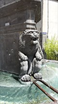 Image for Fontaine des Lions - Riom - France