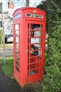 Image for Red Telephone Box - Mowsley, Leicestershire, LE17 6NU