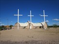 Image for East Valley Free Will Baptist Church Crosses Cell Towers - Mesa, Arizona