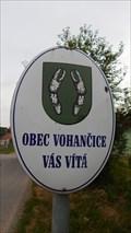 Image for Znak obce - Vohancice, Czech Republic