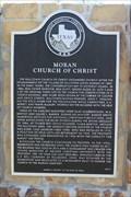 Image for Moran Church of Christ
