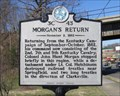 Image for Morgan's Return November 2, 1862 - 3 C 43