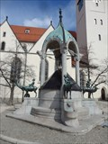 Image for Sankt Mang Brunnen - Kempten, Germany, BY
