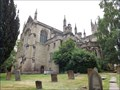 Image for St Mary's Collegiate Church Graveyard - Old Square, Warwick, UK