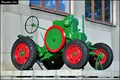 Image for Svoboda DK10 tractor at National Agriculture Museum in Prague (CZ)
