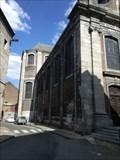 Image for L'église Notre-Dame, Namur, Wallonie