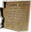 Image for Devilish Location - El Camino Del Diablo--the Devil's Highway--Yuma, AZ