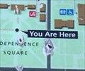 Image for Independence Square Map - Philadelphia, PA