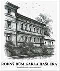 Image for Birthplace of Karel Hasler by Karel Stolar - Prague, Czech Republic