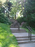 Image for Highland Park stairs at Pinetum - Rochester, NY