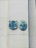 Image for Parish Boundary Markers - Gracechurch Street (West Side), London, UK