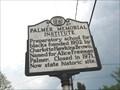 Image for Palmer Memorial Institute