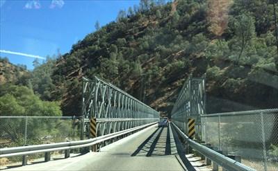 El Portal Ca >> California Highway 140 East Bridge El Portal Ca Truss
