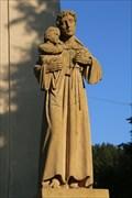 Image for Socha svatý Antonin - Strilky, Czech Republic