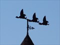 Image for Geese Weathervane - Windsor, Ontario