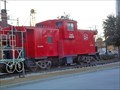 Image for Illinois Central Railroad Caboose- Waxahachie, TX