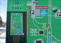 Image for YOU ARE HERE at Liberty Park Salt Lake City Utah