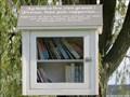 Image for La Boîte à lire - The Reading Box - Deschambault-Grondines, Québec