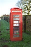 Image for Red Telephone Box - Neville Holt, Leicestershire, LE16 8EG