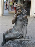 Image for Brunnen am Sternplatz Nymph - Wurzburg, Germany