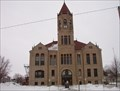 Image for Iowa County Courthouse, Marengo Iowa